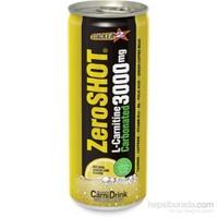 Stacker 2 Zero Shot Carbonated Lime 3000 mg 250mlx24 Adet