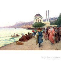 Zanaro, İstanbul Boğazında Gezinti 1000 Parça Puzzle (Ravensburger)