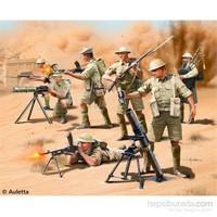 2. Dünya Savaşı İngiliz Askerleri Model Kit (Revell 02617)