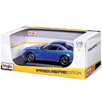 Maisto Dodge Chellenger Concept 2006 1:18 Model Araba P/E Mavi