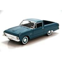Motormax 1:24 1960 Ford Ranchero -Yeşil Model Araba