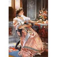 Castorland 1500 Parça İlk Güller Puzzle