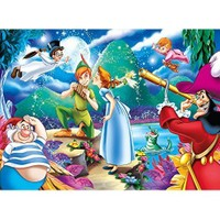 Clementoni 2X20 Parça Peter Pan Çocuk Puzzle