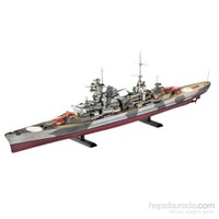 Revell Kreuzer Admiral Hipper Kuzey Denizi Gemisi