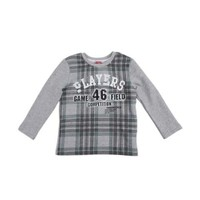Zeyland Erkek Çocuk Gri S-Shirt K-52Z3snh61
