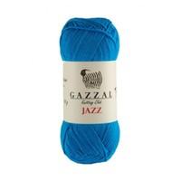 Gazzal Jazz Mavi El Örgü İpi - 648