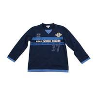 Zeyland Erkek Çocuk Lacivert T.Shirt V Yaka K-42M523kng63