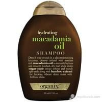 Organix Hydrating Macadamia Oil Shampoo 385 Ml - Nemlendirici Şampuan