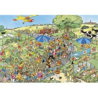 Jumbo Puzzle The March (2000 Parça)