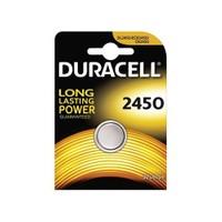 Duracell Yuvarlak Düğme Pil 2450 3 Volt