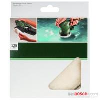 Bosch - Eksantirik Zımpara Kuzu Yünü Parlatıcı, 125 Mm