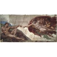 Perre Puzzle Ademin Yaratılışı (1500 Parça)