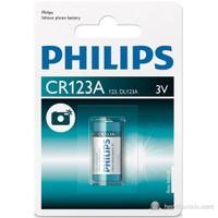 Phılıps Cr123a Cr123a Pil Lıthıum 3v (Kamera..Vs) Tekli Blister