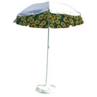 And 603 Plaj Şemsiye 8 Telli 140 Gr Poly.Prınt Sılver Şemsiye