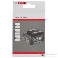 Bosch - 14,4 V – Geçmeli Akü Paketi - Hd, 3 Ah, Li Ion
