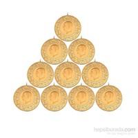 10´lu Çeyrek Altın Paketi Eski Tarihli - Aynı Gün Kargo Avantajı