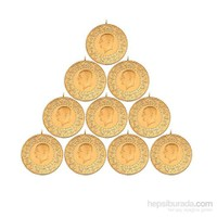 10´lu Yarım Altın Paketi Eski Tarihli - Aynı Gün Kargo Avantajı