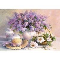 Castorland Flower Day, Trisha Hardwick (1000 Parça)