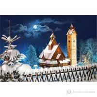 Castorland 1000 Parça Puzzle Wang Church, Poland