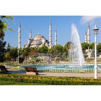 Castorland Puzzle Sultan Ahmet Camii, İstanbul, Turkey (1000 Parça)
