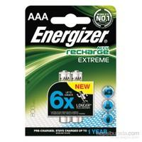 Energizer (E19-0005) Şarjlı 800 Mah AAA Kalem Pil 2'li Blister (Şarj edilmiş)