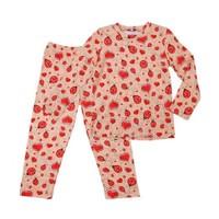 Zeyland Kız Çocuk Pembe Desenli Pijama Takim K-42Z2pjm45