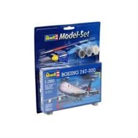 Revell Model Set Uçak Boeıng 747 / 64210