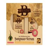 Biyokür Saç Bakım Seti (Şampuan+Serum)