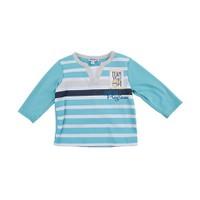 Zeyland Erkek Çocuk Mavi S-Shirt K-52M1agm65