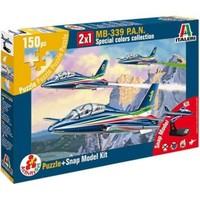 Italerı 1:100 Mb-339 Pan Puzzle Cards As855