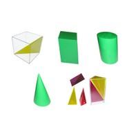 Try Geometrik Şekiller Seti 8 Parça