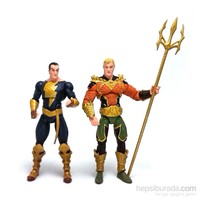 Injustice: Aquaman Vs Black Adam Action Figure
