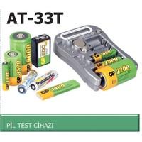 Ataba At-33T Her Türlü Pil Test Cihazı