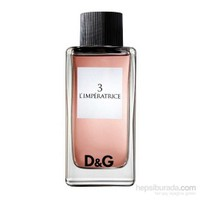 Dolce Gabbana Limperatrice 3 Edt 100 Ml