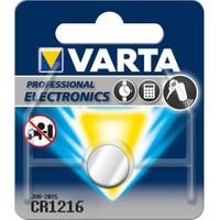 Varta Professional Cr1216 Lithium 3V Bls 1 6216101401