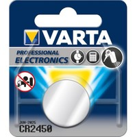 Varta Professional Cr2450 Lithium 3V Bls 1 6450101401