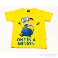 Köstebek Minion Çocuk T-Shirt