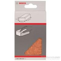 Bosch - Zımpara Takozu - 80 X 120 Mm