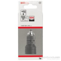 Bosch - Adaptörlü Anahtarsız Uç Takma Mandreni - 1,5 – 13 Mm, Sds-Plus