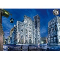 Educa Puzzle Cathedral Santa Maria Del Fiore (1000 Parça)