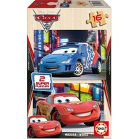Educa 2x16 Parça Puzzle Cars 2