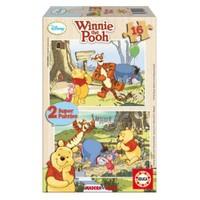 Educa 2x16 Parça Puzzle Winnie The Pooh