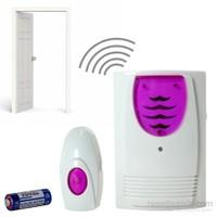 DoorBell Kablosuz Kapı Zili 090243 - Pil dahildir