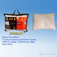 Energy Pamuk-Yün Bebek Yastığı