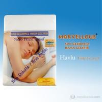 Marvellous Su Geçirmez Havlu Ped 70x140 (Kenarları Lastikli)