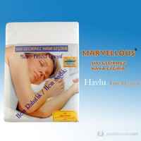Marvellous Su Geçirmez Havlu Ped 100x200 (Kenarları Lastikli)