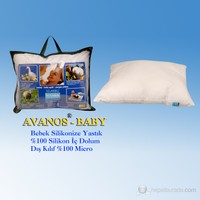 Avanos Baby Silikonize Yastık