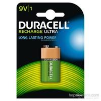 Duracell Şarj Edilebilir 9 Volt Pil Tekli Paket