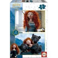 Educa Çocuk Brave (2X48 Parça)