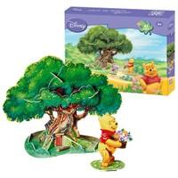 Cubic Fun Winnie The Pooh'un Ağaç Evi 3 Boyutlu Puzzle